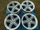 Set 4 OEM 19x9 Audi S5 A5 Allroad VW Peelers Wheels Rims 19 Made in Italy