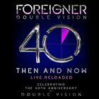 FOREIGNER Double Vision: Then And Now Live.Releaded CD+DVD NEW Dokken Hurricane