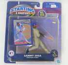 2001 Hasbro STARTING LINEUP 2 *SLAMMIN' SAMMY SOSA*  CHICAGO CUBS