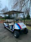 Golf Buggy 6 seater