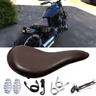 Motorcycle Solo Driver Seats Classic For Yamaha XVS Dragstar 1100 650 400 Bobber