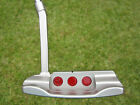 Scotty Cameron Tour Newport SSS Studio Select Circle T WELDED LONG NECK 34 360G