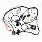 Electric Wiring Harness Wire Loom For ATV QUAD Dirt Bike 200cc 250cc Stator CDI