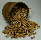 500 all 100  NATURAL wine CORKS over 200 AUTHENTIC labels from anEXOTIC resort