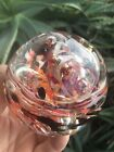 Giant 3 1 4 Inch HANDMADE GLASS BLOWN MARBLE NEW ONE OF A KIND