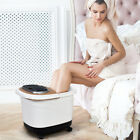 Portable Foot Spa Bath Motorized Massager Home Electric Feet Tub w Shower
