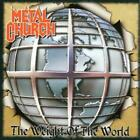 Metal Church : The Weight of the World CD (2004) Expertly Refurbished Product