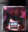 Star Wars Galaxy series 7 HOBBY Box Auto Sketch MARK HAMILL,CARRIE FISHER ??