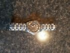 Pulsar Mens Date Watch V732-X176 Blac Face 100M Water Resistant. Needs Battery.