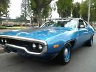 1972 Plymouth Roadrunner GTX