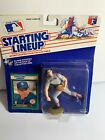 1989 KENNER STARTING LINE-UP BASEBALL ROGER CLEMENS BOSTON RED SOX