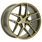 XO Cairo 20x105 5x108 +25mm Bronze Brushed Wheel Rim