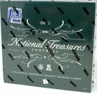 2018 NATIONAL TREASURES FOOTBALL FOTL HOBBY BOX FIRST OFF THE LINE