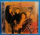 LA GUNS - CD - RIPS THE COVERS OFF - HARD ROCK GLAM POP-METAL