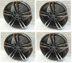 4PC 19 BMW 2015 M3 STYLE WHEELS RIMS FIT 1 SERIES 3 SERIES 4 SERIES 5 SERIES 53