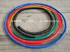 Tubing Red blue yellow green 1 4 split loom Ghostbusters Proton Pack Prop