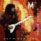 Vinnie Moore - Out of Nowhere - Vinnie Moore CD 1JVG The Fast Free Shipping