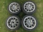 BMW E36 E46 M3 Z3 RIMS Wheels Tires 17 Style 67 Chrome Aftermarket 5X120