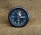 BMW  GREEN FACE CLOCK IN NICE CONDITION, R100RS,R80,R100S, R100RT,