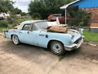 1957 Ford Thunderbird All original numbers matching 2nd owner 1957 Ford Thunderbird