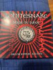 Made In Japan [2 CD] by Whitesnake (CD, Apr-2013, 3 Discs, Frontiers Records)