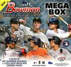 2017 BOWMAN MEGA BOX (FACTORY SEALED)