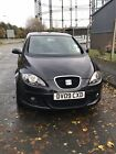 LARGER PHOTOS: Seat Altea 1.9 tdi Stylance 2009 *FULL SERVICE HISTORY**SPARES OR REPAIRS**