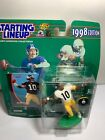 Kordell Stewart 1998 Pittsburgh Steelers Starting Lineup Action Figure + Card