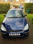 LARGER PHOTOS: Ford Focus 1.6 MOT Aug 20