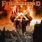 Firewind : Days of Defiance CD Value Guaranteed from eBay's biggest seller!