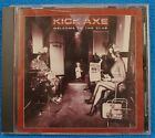 Kick Axe - Welcome To The Club - 2001 - Sony - Very Good - Heavy Metal - Glam