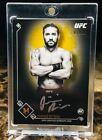 2017 Topps UFC Museum Collection MMA Cards 8