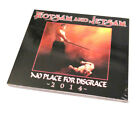 Flotsam And Jetsam - No Place For Disgrace 2014 (CD, Import) [BRAND NEW, SEALED]