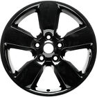 OEM Remanufactured 20 X 8 Alloy Wheel All Painted Gloss Black 02451