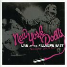 New York Dolls : Live at the Fillmore East December 28 & CD Fast and FREE P & P