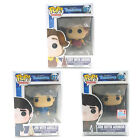 Funko Pop! Troll Hunters Set of 3 w protective cases (see photos)