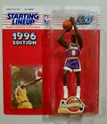 Kobe Bryant 1996 Rookie starting lineup with protective display cover RC NBA