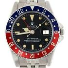Rolex GMT-Master Mens Vintage Watch 1675 Long E Circa 1961
