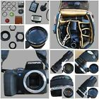 OLYMPUS E-500 8.0 MP Digital SLR Camera Bundle W/ 5x Lens inc Olympus
