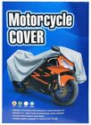 Elasticated Water Resistant Rain Cover Clipic Custom Guepard 125cc