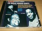 A Jazz Hour With The Boogie Woogie Giants CD,Used,1990.