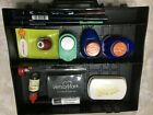 Stampin Up Cropper Hopper Two Sided Supply Tote Case Lot Full of Supplies