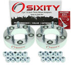 2pc 5x5 to 5x45 Wheel Spacers Adapters 15 for Jeep Commander Grand he