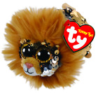 TY Beanie Boos Sequins Teeny Ty - Regal The Lion