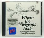 Shel Silverstein: Where the Sidewalk Ends ~ NEW CD (Oct-2000, Columbia (USA))