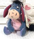 Vintage Winnie The Pooh Collectible Sm Stuffed Animal EEYORE AS BUTTERFLY 2000