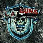 LA Guns The Missing Peace Frontiers Records