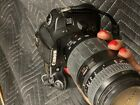 Canon EOS 30d Camera with Canon Lense w Quandary 70 300 mm lens