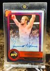 2019 Topps UFC Museum Collection MMA Cards 18