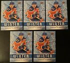 2017 Upper Deck Winter Promo Trading Cards 23